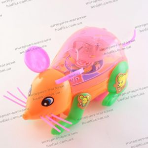 Игрушка заводная на колесиках мышка  (код 20718)