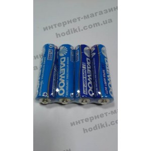 """Батарейки """"Daewoo"""" R6 (код 2280)"""