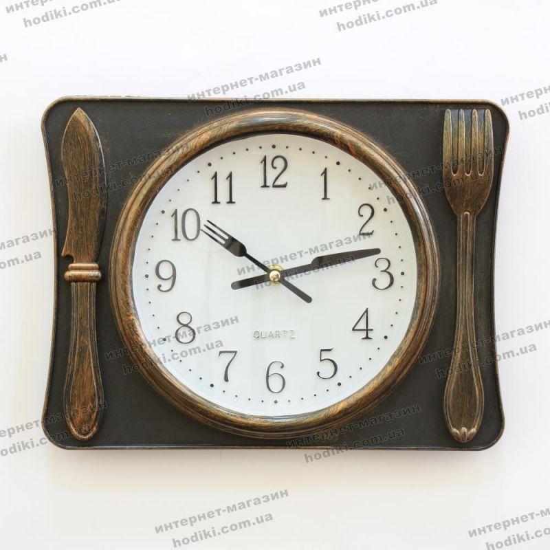 Настенные часы Тарелка, вилки (код 22164)