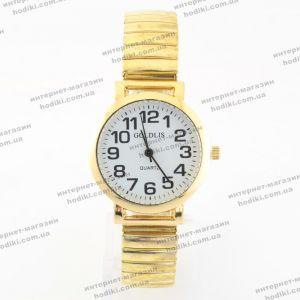 Наручные часы Goldlis резинка (код 22527)