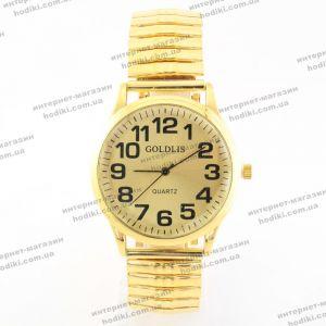 Наручные часы Goldlis резинка (код 22538)