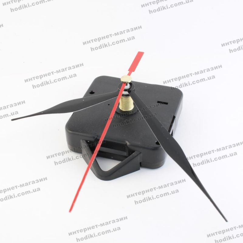 Механизм для настенных часов 8мм с петлей (код 22634)