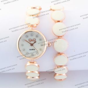 Наручные часы Q&Q намотка (код 22652)