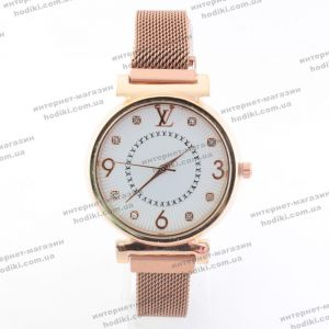 Наручные часы Louis Vuitton на магните (код 22047)