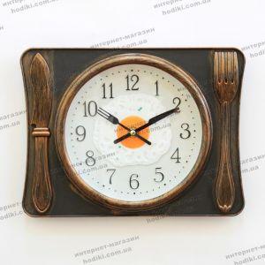 Настенные часы Тарелка, вилки (код 22165)