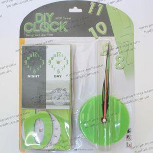 Настенные часы 3D Самоклеющиеся  (код 22452)