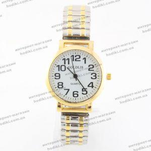 Наручные часы Goldlis резинка (код 22528)