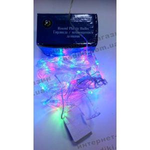 Гирлянда-сетка LED 120 led разноцветная (код 2511)