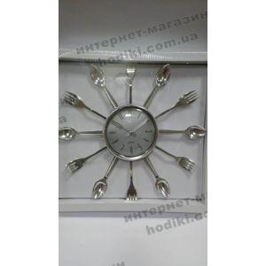 Настенные часы Ложки-вилки (код 2654)