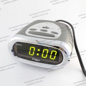 Электронные часы будильник Спектр CK0610 (код 26214)