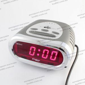 Электронные часы будильник Спектр CK0610 (код 26215)