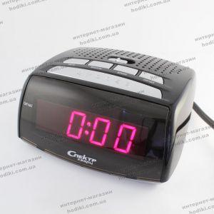 Электронные часы будильник Спектр CK072 (код 26216)