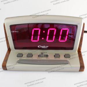 Электронные часы будильник Спектр CK0918 (код 26217)