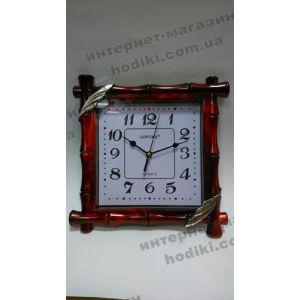 Настенные часы Бамбук №2450 (код 2702)