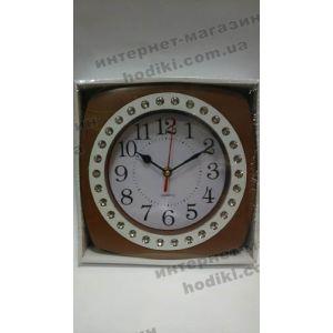 Настенные часы со стразами 6231 (код 2703)