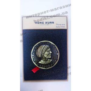 Зажигалка-монета  Liberty (код 3012)
