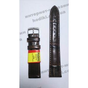 Ремешок для часов Modena коричневый (код 3158)