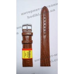 Ремешок для часов Modena светло-коричневый (код 3164)