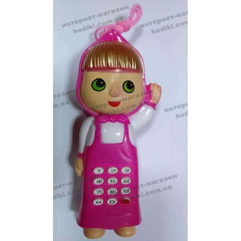 Игрушка-телефона Маша CR2806 (код 3764)