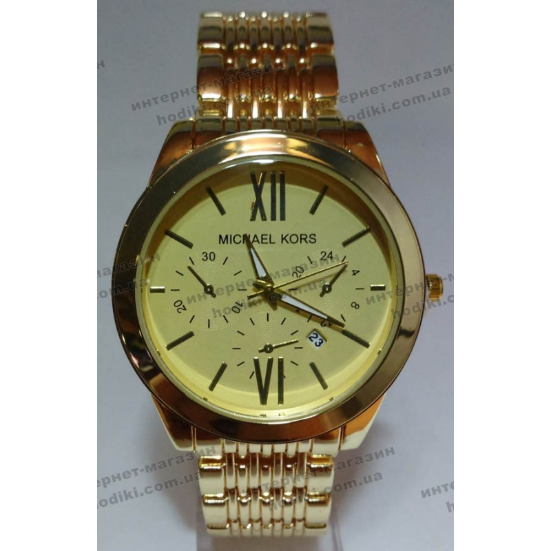 Наручные часы Michael Kors (код 3809)