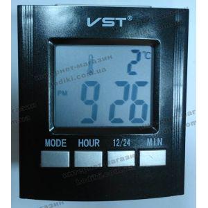 Говорящий будильник VST-7027C (код 3947)