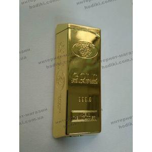 Зажигалка Слиток золота №2973 (код 4000)