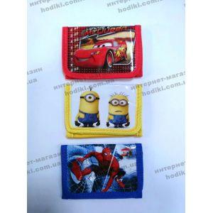 Кошелек детский 6 шт упаковка (код 4061)