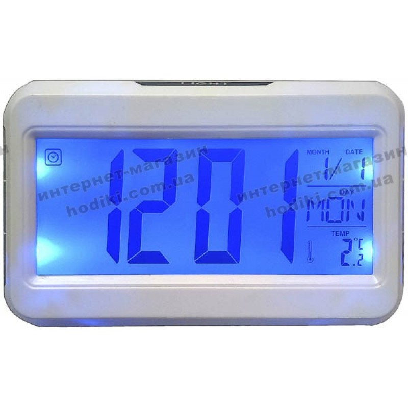 Электронные часы 2618 (код 4128)