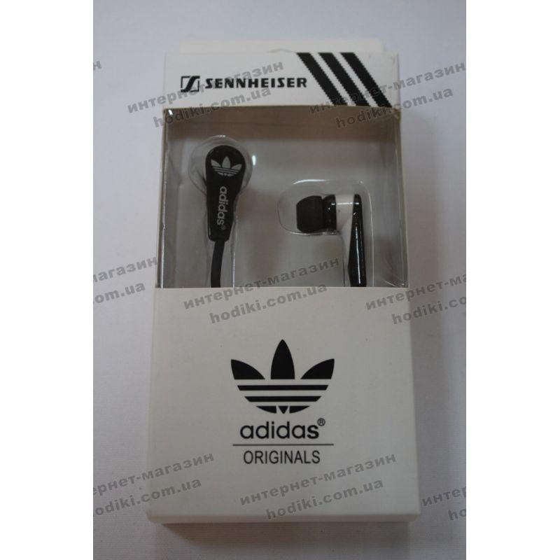 Наушники вакуумные Sennheiser adidas CX-630 black (код 4959)