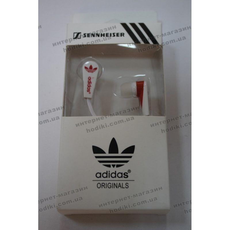 Наушники вакуумные Sennheiser adidas CX-630 white (код 4960)