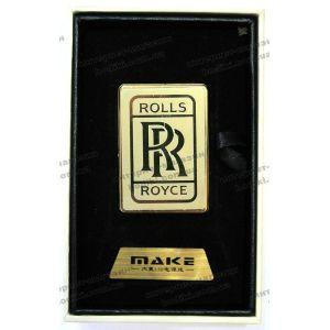 Зажигалка 4693 Rolls Royce (код 6062)