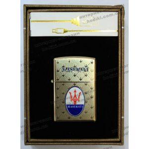 Зажигалка 4705 Maserati (код 6081)