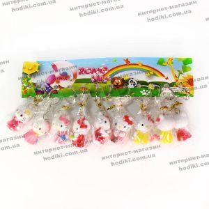 Брелки Hello Kitty упаковка 12шт/уп (код 6546)