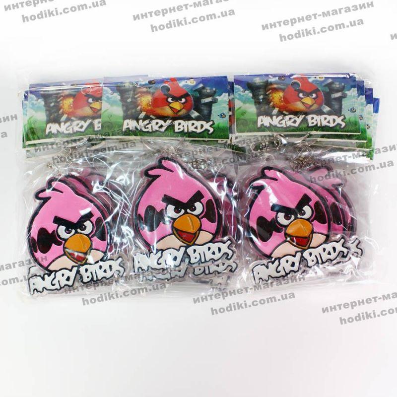 Брелки Angry Birds упаковка 12шт/уп (код 6551)