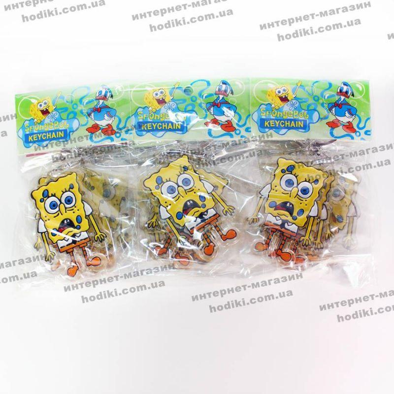 Брелки Spange Bob упаковка 12шт/уп (код 6552)