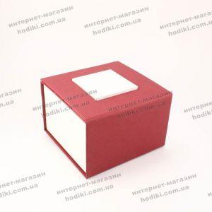 Коробка для часов Бордовая (код 6902)