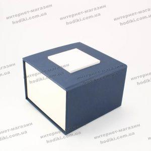 Коробка для часов Синяя (код 6903)