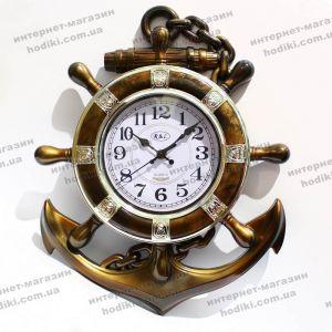 Настенные часы Якорь W008 (код 7030)