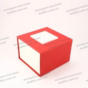 Коробка для часов Красная (код 6905)