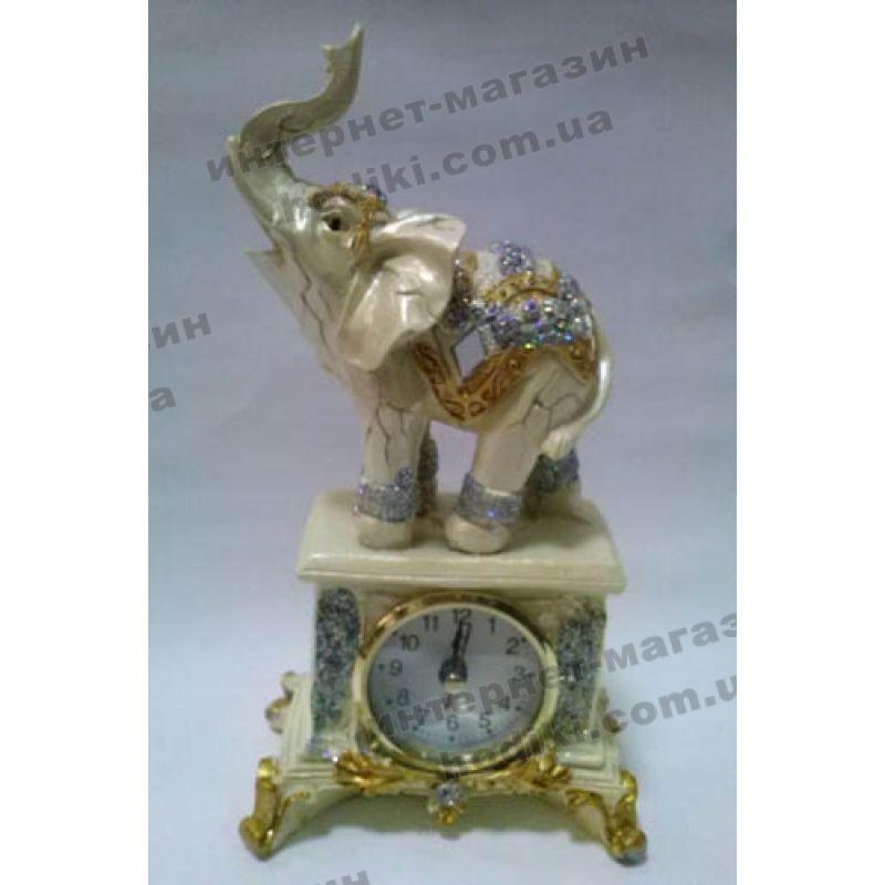 Настольные часы Слон (код 752)
