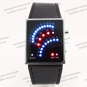 Наручные часы LED бинарные (код 7285)