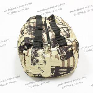 Дорожная сумка складная 6шт/уп (код 7797)