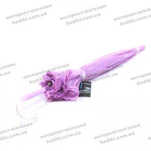 Детский зонт ажурный с рюшами (код 8145)