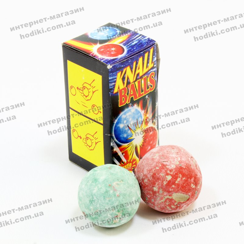 Пиротехнические шары Knall Balls  (код 8190)