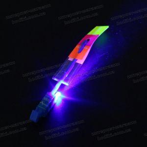 Светящийся вертолетик Amazing Arrow 588 Helicopter 12шт/уп (код 8220)