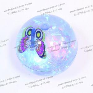 Попрыгун светяшка с мигалкой 12шт/уп (код 8225)