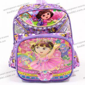 Рюкзак детский 3D Даша путешественница S (код 8288)