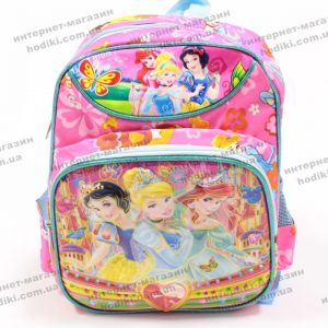 Рюкзак детский 3D Принцессы Дисней S (код 8291)