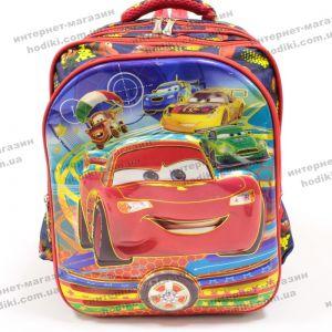 Рюкзак детский 3D Тачки M (код 8294)