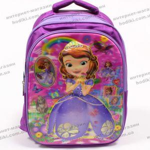 Рюкзак детский 3D Принцесса M (код 8295)